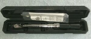 Matco 3 8 Dr 50 250 Ft Lbs Torque Wrench Trc250k Usa