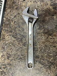 Snap On 10in 250mm Adjustable Wrench Ad10
