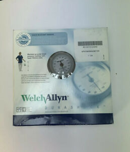 New Welch Allyn Ds44 11 Durashock Sphygmomanometer Adult Blood Pressure Cuff