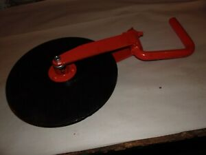 Allis Chalmers B Farm Tractor Rear Mount Plow Coulter nice
