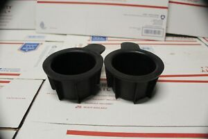 Cup Holder Insert Ford F150 Expedition Explorer Sport Trac Mustang Pair Set Of 2