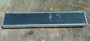 Radiant Heater Panel 31 x6 x1 5 Plastic Thermo forming Oven Powder Coat 480v