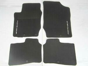 Oem 2010 2013 Kia Forte Coupe Charcoal Carpet Floor Mats 4 Four Piece Set New
