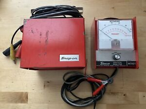 Vintage Snap On Diagnostic Equipment Mt460 Mt831