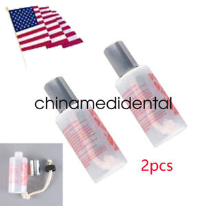 Professional 2pcs Dental Lab Jewelry Alcohol Torch Needle Flame Us Shipping Fda
