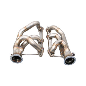 Cxracing Turbo Manifold Headers For 94 04 Chevrolet S10 Truck 4 3l Vortec