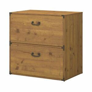 Kathy Ireland Home By Bush Furniture Ironworks Lateral File Cabinet