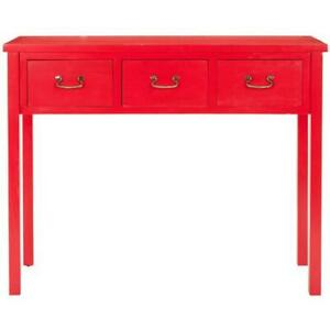 Cindy Console With Storage Drawers Amh6568f