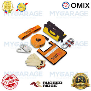 Omix Fits Xhd Recovery Gear Kit 20000 Lbs 15104 25