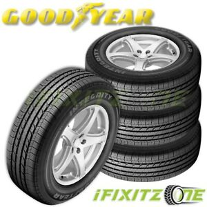4 Goodyear Integrity 195 70r14 90s 50k Mile All Season Touring Tires