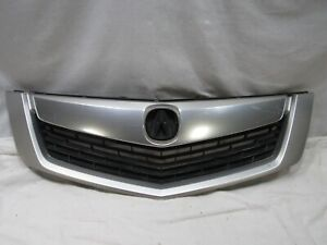 Acura Tsx Front Grille P N 71121 Tl2 A0 2009 2010 09 10 Oem