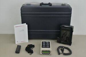 Canberra Adm300 Multi function Survey Meter W Case Accessories 22597 G41
