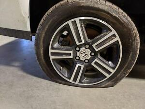 2009 2014 Honda Ridgeline Alloy Wheel 18x7 1 2 tire Not Included