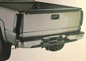 Smooth Tailgate Cap For 1999 2007 Chevy Silverado 1500 Classic fleetside Bed