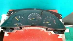 Speedometer Us Tachometer With Floor Console Fits 98 99 Lumina Car 437748