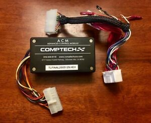Comptech Esm Acm Advanced Control Module Ct Engineering For Acura Tl 2004 2008