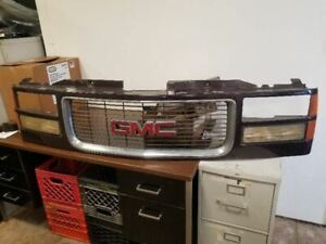Grille I beam Front Axle Only Upper Fits 94 02 Gmc 3500 Pickup 506007