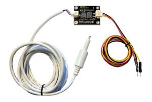 Water Quality Tds Sensor With Din Rail Mount Analog Signal Extended Cables