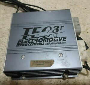 Electromotive Tec3r Engine Management Computer Ecu
