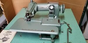 Reduced Consew 222 Industrial Blind Stitch Machine