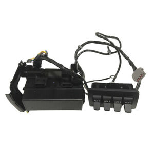 New Dash Aux Upfitter Switch Jumper Harness For 11 16 Super Duty Ford F250 350