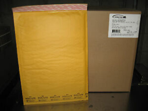 100 5 Eco lite Kraft Bubble Mailers W Free Shipping