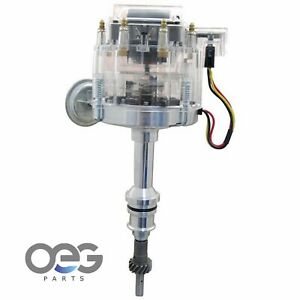New Hei Distributor Ford V8 Sbf 302 5 0 1986 1994 Efi To Carb Conversion Clear