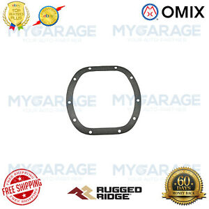 Omix Ada For Jeep Dana 25 27 30 Differential Cover Gasket Front 16502 01