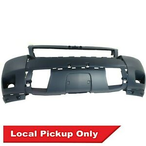 New Front Bumper Cover For 2007 2014 Chevrolet Suburban Tahoe Gm1000830 25830185
