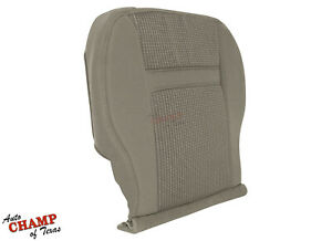 2006 2008 Dodge Ram 1500 Slt driver Side Bottom Replacement Cloth Seat Cover Tan