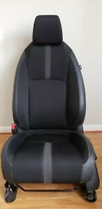 2019 2020 Honda Civic 4dr Sport Front Left Seat Assembly Black With Airbag Oem