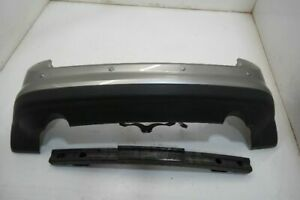 2007 2008 2009 2010 Ford Edge Rear Bumper Cover 07 10 Silver