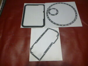 1951 54 Hudson Hornet Wasp Pacemaker Commodore 6 8 3 Piece Hydramatic Gasket Set