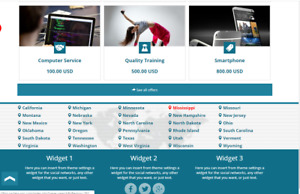 Beautiful Modern Classified Website Installation Free Hosting