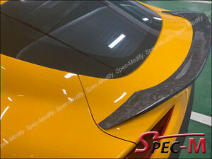 Jpm Forged Carbon Trunk Spoiler Wing For Toyota Supra A90 Mk5 2019 Fc