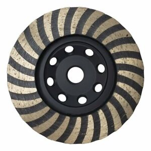 Diamond Grinding Cup Wheel 4 5 For Granite Engineered Stone Concrete