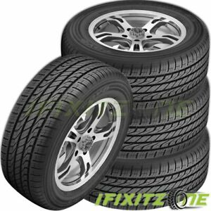 4 Toyo Extensa A S P185 70r14 87t Tires All Season Touring 620ab 65000 Mile