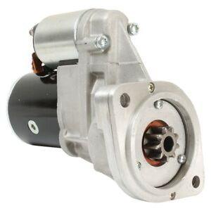 Starter For Allis Chalmers Tractor 5030 6140 5020 72099061