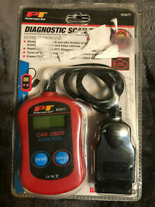 Automotive Can Obd2 Code Reader Scanner Car Diagnostic Performance Tool