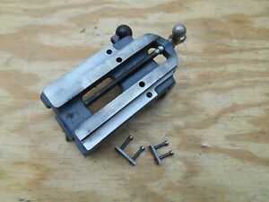 Atlas Craftsman 109 Lathe Carriage Assembly