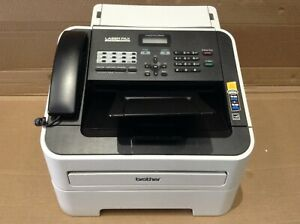 Brother Intellifax 2840 Laser Fax Machine Printer Copier 1894 Counts 80 Toner