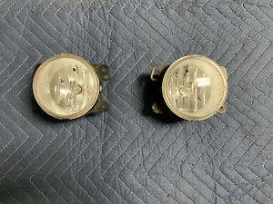 Factory oem 2007 2018 Mopar Jeep Wrangler Jk Jku Left Right Fog Lights 2