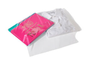 10x13 Clear Resealable Recloseable Self Adhesive Lip And Tape Poly Cello Bags