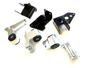 Aluminum Engine Mount For 1996 2000 Honda Civic K Swap To Eg Chassis By Obx