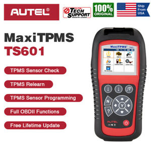 Autel Ts601 Car Tpms Diagnostic Scan Tool Mx Sensor Programming Obd2 Code Reader