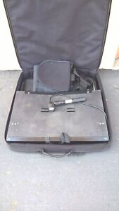 Saunders Hometrac Deluxe Lumbar Traction Unit Device In Padded Case