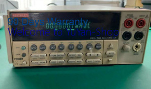 Keithley 2015 6 1 2 Digit Multimeter ship By Express 90 Days Warranty