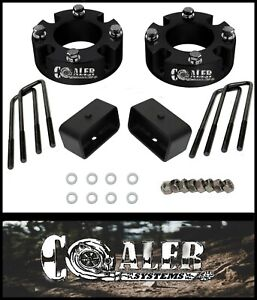 07 2018 Fit Toyota Tundra 3 Front 2 Rear Leveling Lift Kit 4wd 2wd Suspension