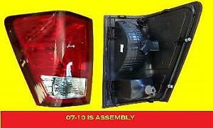 Left Tail Light For Jeep Grand Cherokee 2007 2010 55079013aa Ch2800172