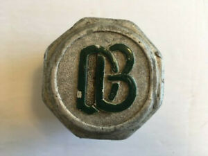 Vintage Dodge Brothers Hub Cap Grease Cover Wheel Center